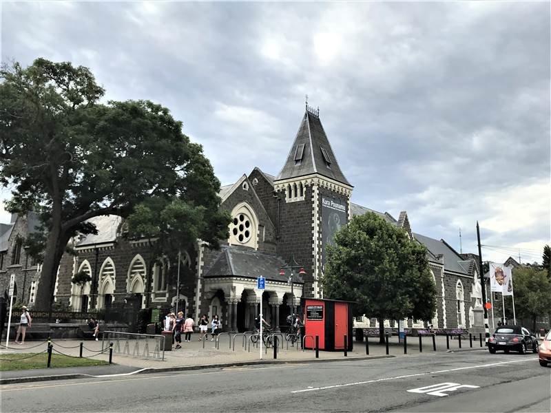 Bảo tàng Canterbury lâu đời nhất New Zealand !